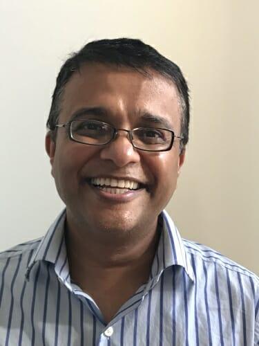 headshot of jignesh patel