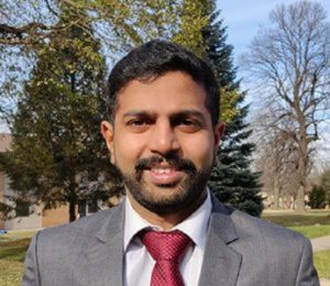 CS PhD Student Adalbert Gerald Soosai Raj Awarded Capstone PhD Teaching Award