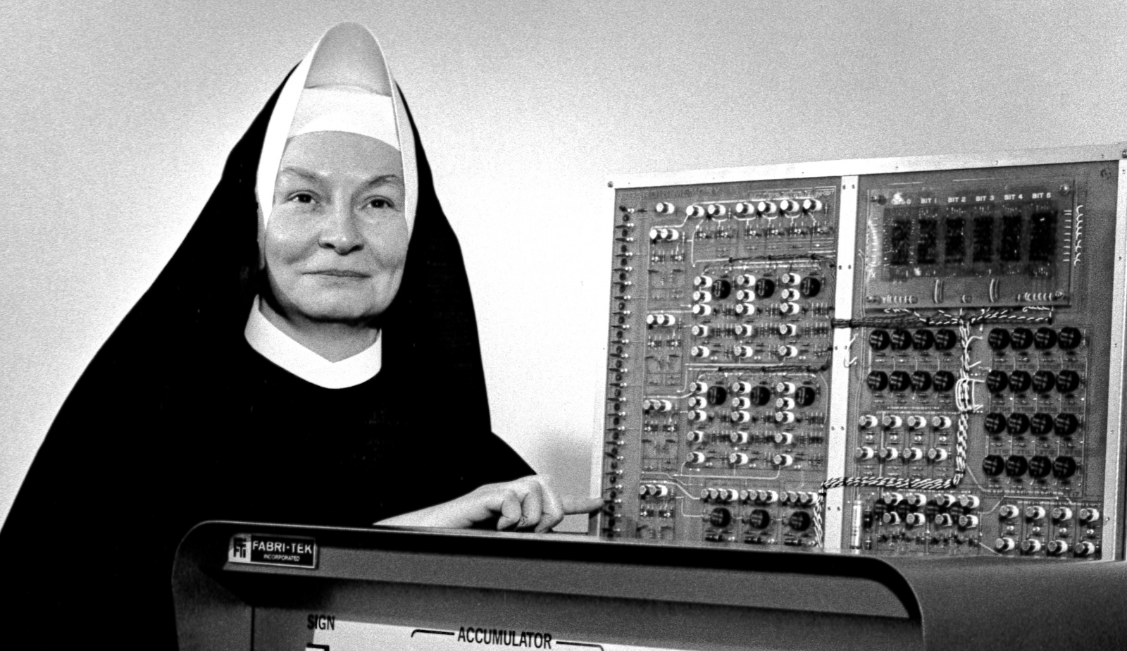 Sister Mary Kenneth Keller