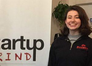 Roz Stengle is exploring blockchain at UW-Madison